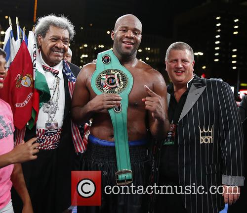 Don King, Trevor Bryan and Derek Stevens 1