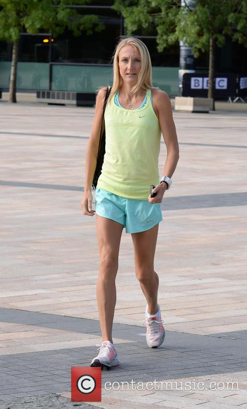 Paula Radcliffe 8