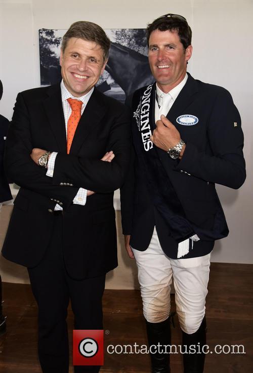 Juan-carlos Capelli and Paul O'shea 1