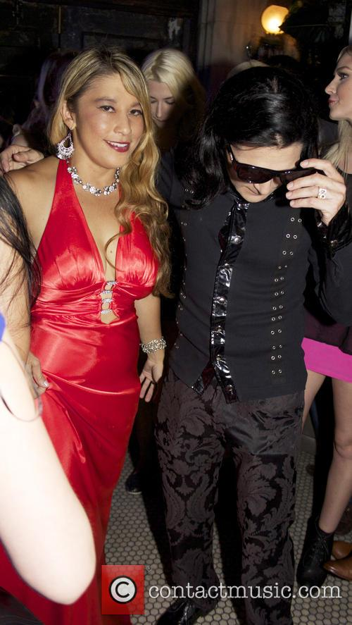 Jenna Urban and Corey Feldman 1