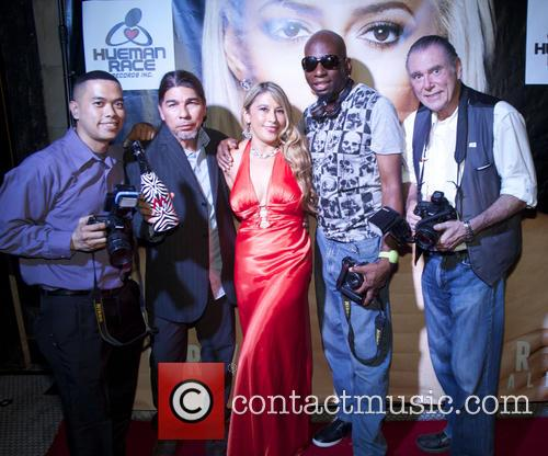 Kaya Jones, Ryan Castro, Francois Palais, Jenna Urban, Sir Jones and Bob Delgadillo 1