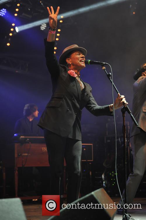 The Selecter and Pauline Black 4