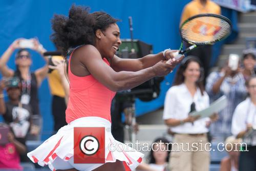 Tennis and Serena Willams 1