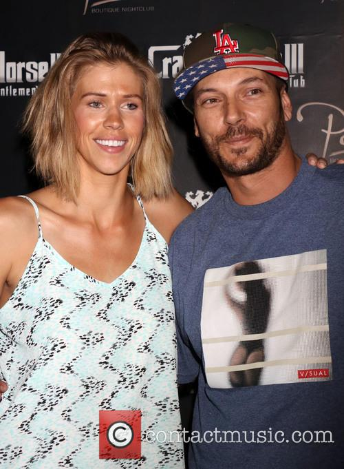 Kevin Federline and Victoria Prince Federline 6