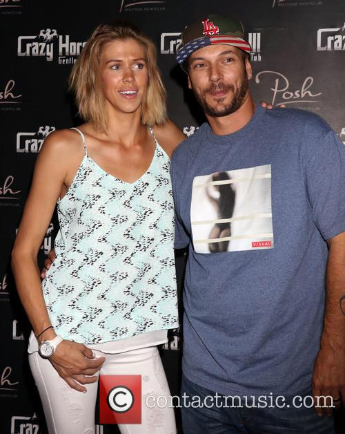 Kevin Federline and Victoria Prince Federline 7