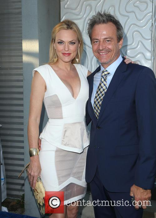 Elaine Hendrix and Salvator Xuereb 2