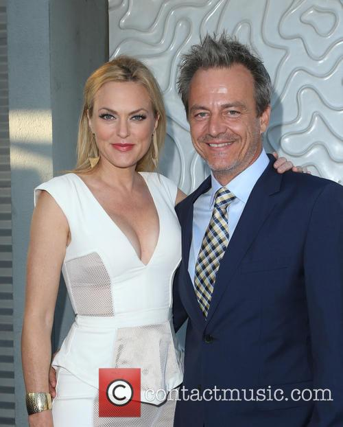 Elaine Hendrix and Salvator Xuereb 3