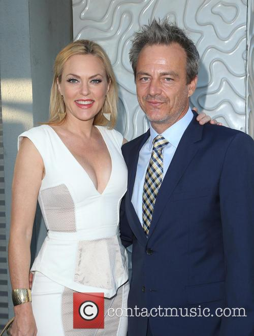 Elaine Hendrix and Salvator Xuereb 8