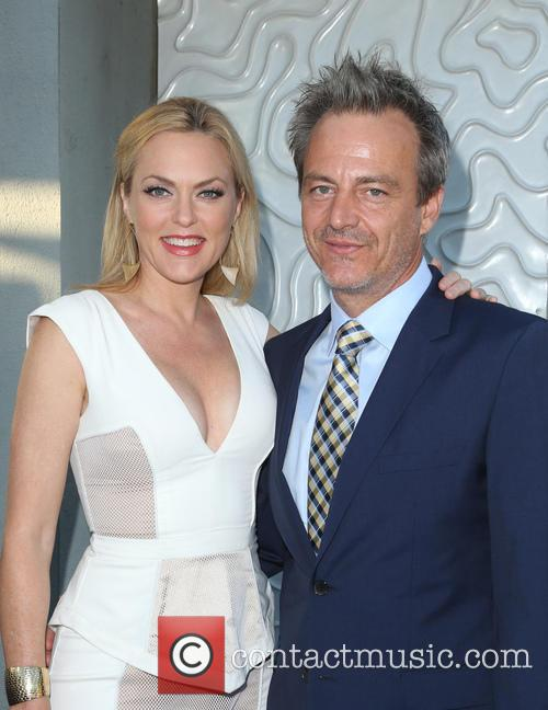Elaine Hendrix and Salvator Xuereb 9