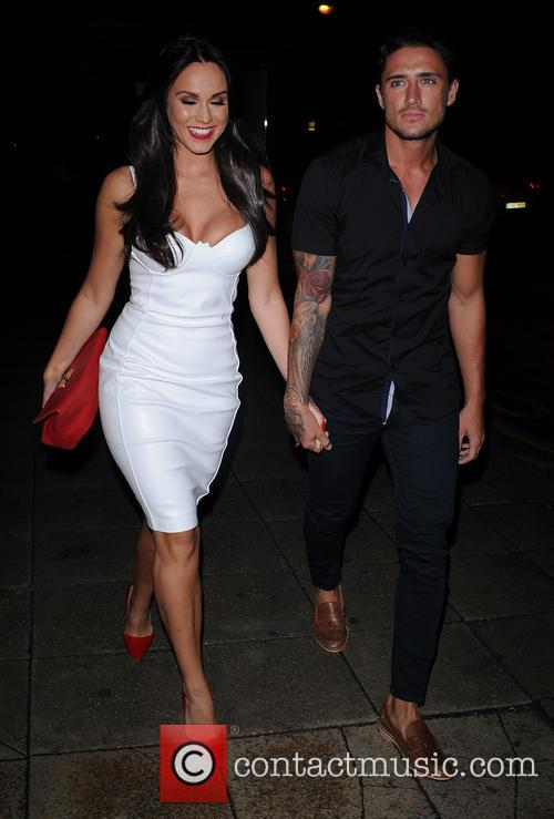 Vicky Pattinson and Stephen Bear 2