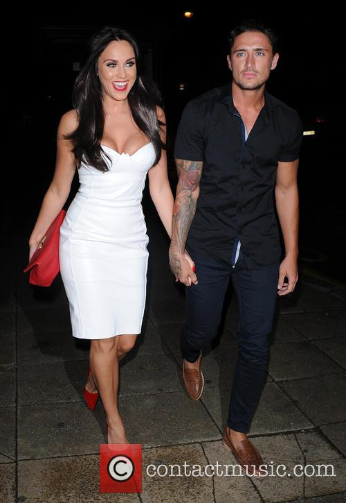 Vicky Pattinson and Stephen Bear 3