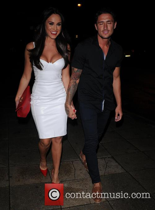 Vicky Pattinson and Stephen Bear 4