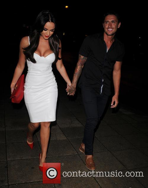 Vicky Pattinson and Stephen Bear 5