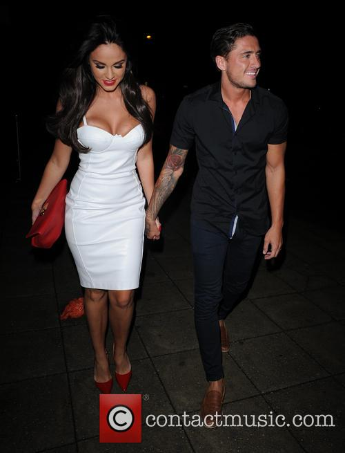 Vicky Pattinson and Stephen Bear 6