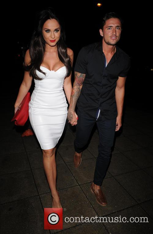 Vicky Pattinson and Stephen Bear 7