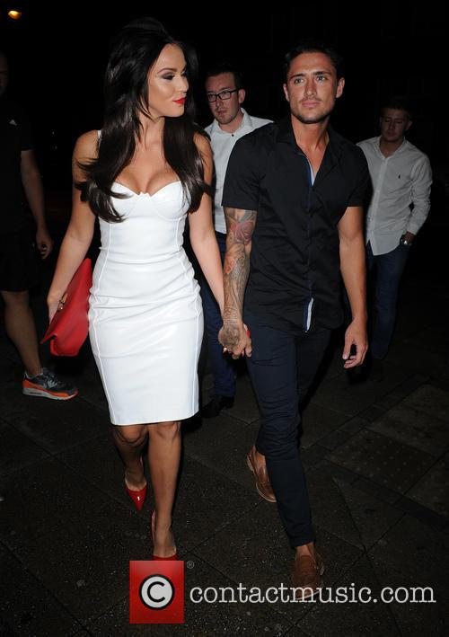 Vicky Pattinson and Stephen Bear 1