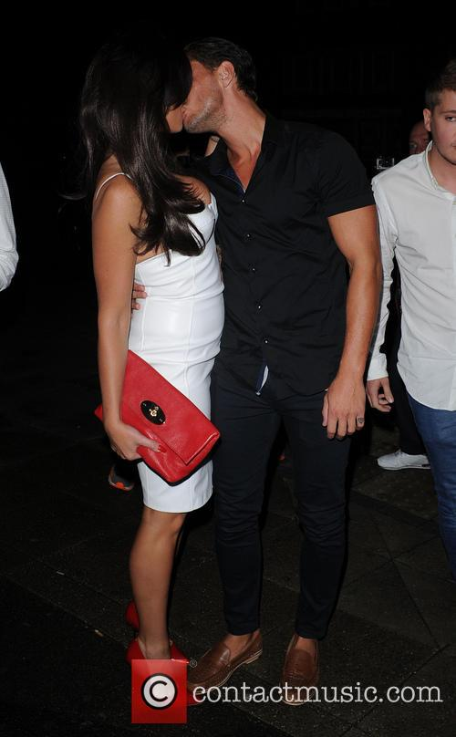 Vicky Pattinson and Stephen Bear 8