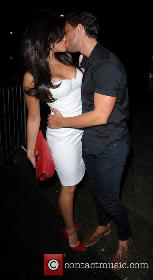 Vicky Pattinson and Stephen Bear 9