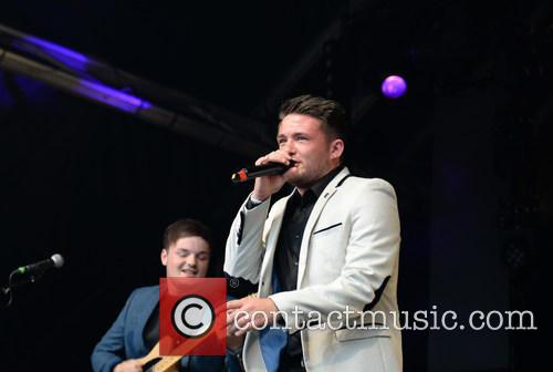 Shane Richie Junior Band at Manchester Pride's The...