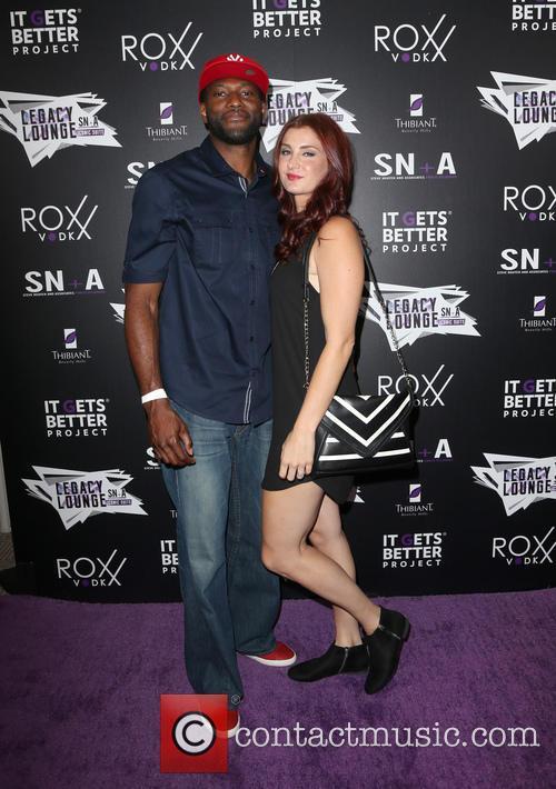 Lavar Simmons and Natalia Simmons 2