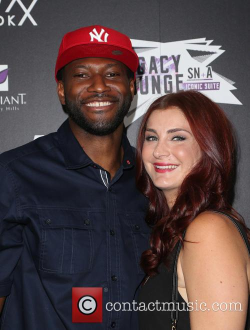 Lavar Simmons and Natalia Simmons 5