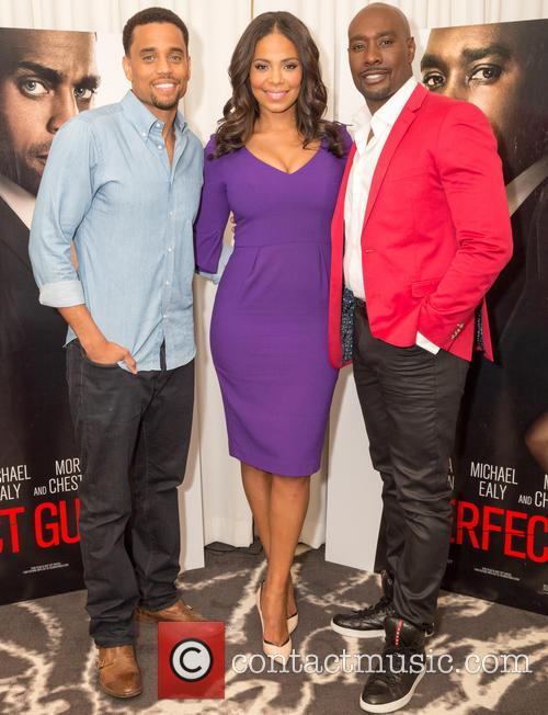 Michael Ealy, Sanaa Lathan and Morris Chestnut 3