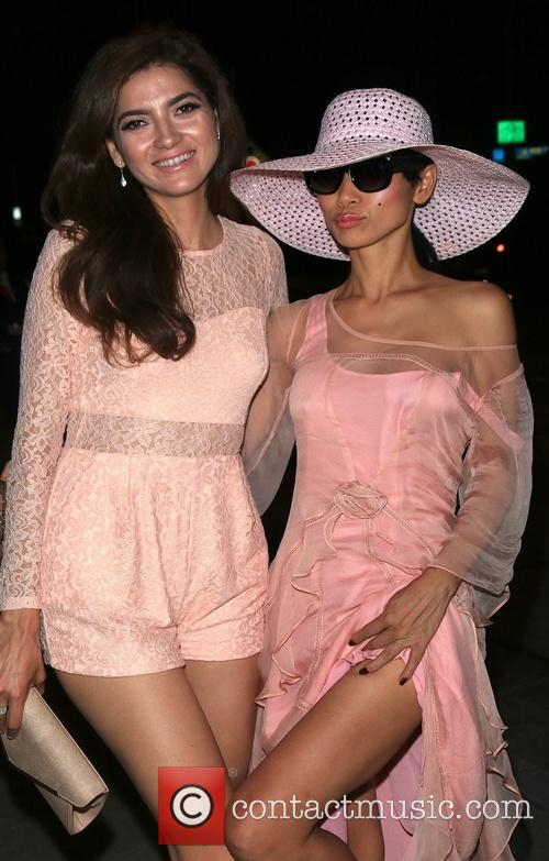 Blanca Blanco and Bai Ling 3