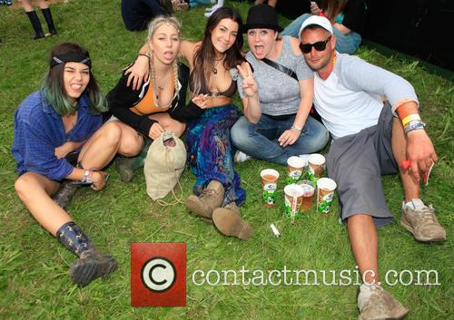 Reading Festival 2015 - Day 2 - Performances...