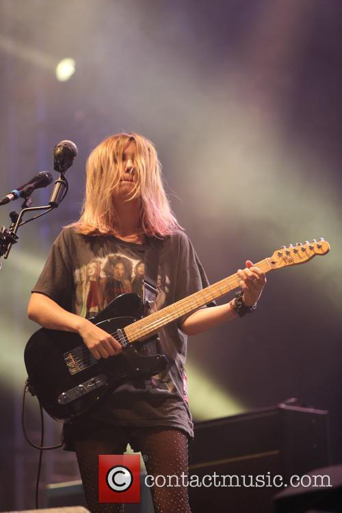 Wolf Alice and Ellie Rowsell 1