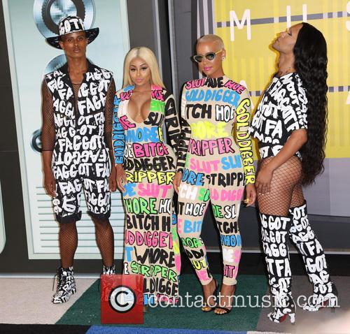 Amber Rose, Blac Chyna and Guests 2
