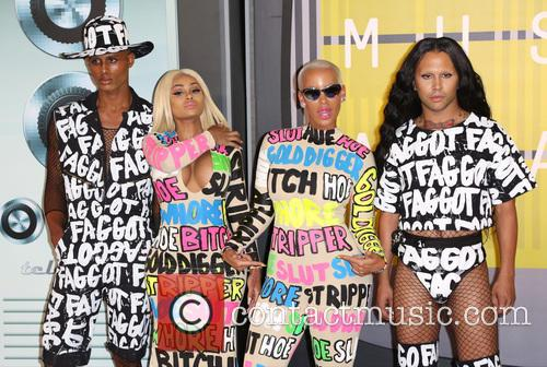 Amber Rose, Blac Chyna and Guests 1