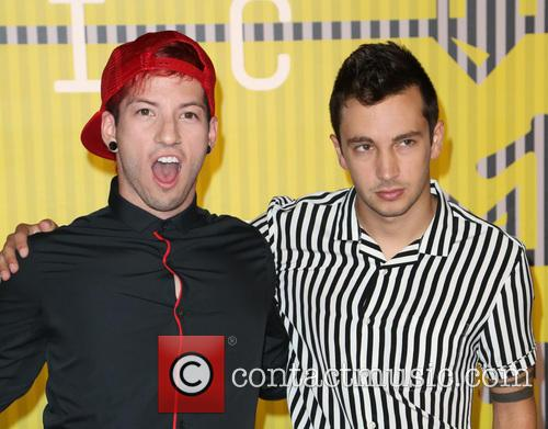 Josh Dun, Tyler Joseph and Twenty One Pilots 1