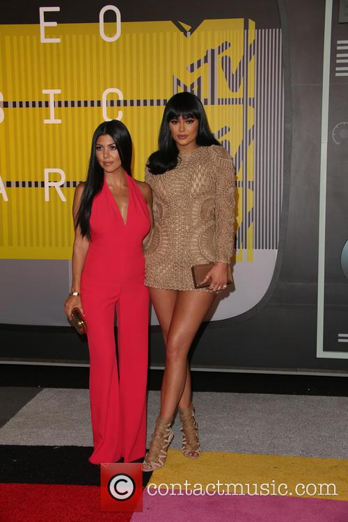 Kylie Jenner and Kourtney Kardashian 3