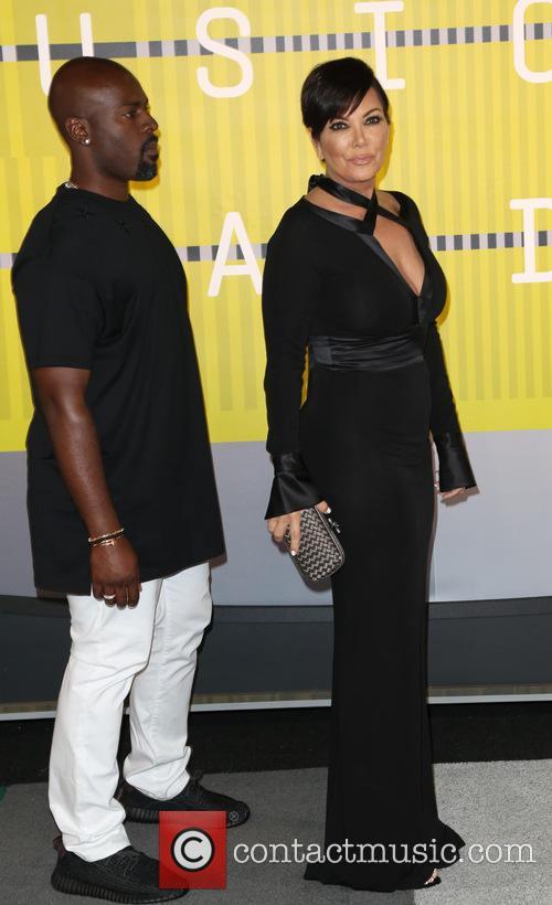 Corey Gamble and Kris Jenner 2