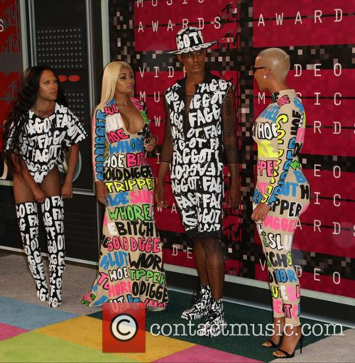 Guest, Blac Chyna and Amber Rose 2