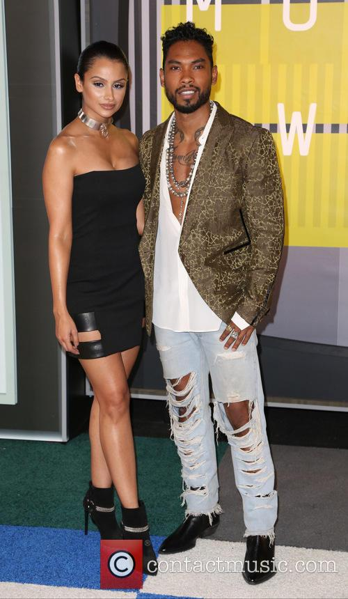 Nazanin Mandi and Miguel 2