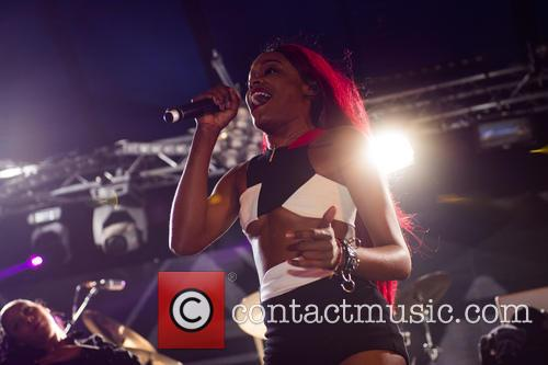 Azelia Banks Performs On Day 3 Leeds Festival 2015 10