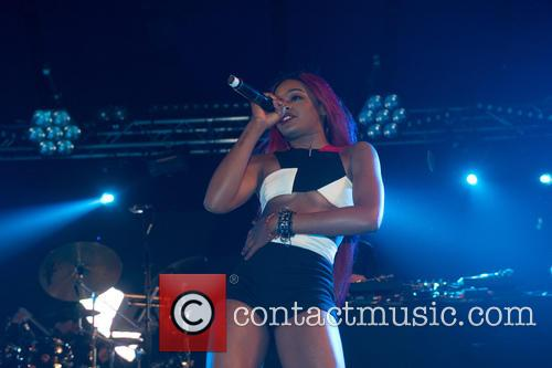 Azelia Banks Performs On Day 3 Leeds Festival 2015 11