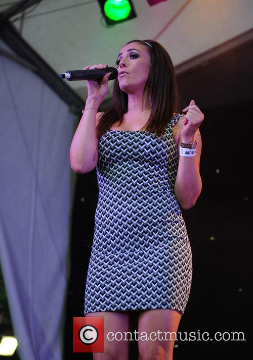 Kym Marsh Sings  at Manchester Pride's The...