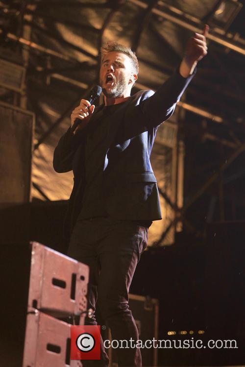 Gary Barlow 1