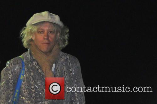 Bob Geldof and The Boomtown Rats 3