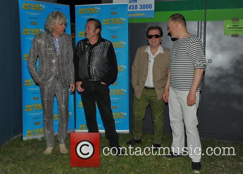 Bob Geldof and The Boomtown Rats 7