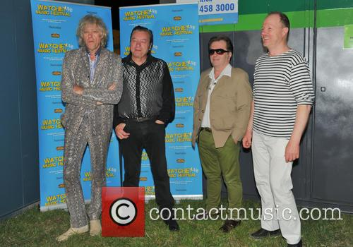 Bob Geldof and The Boomtown Rats 9