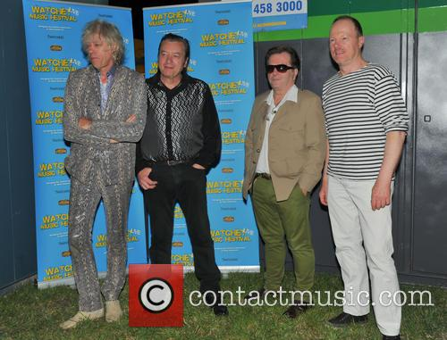 Bob Geldof and The Boomtown Rats 10