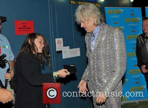 Bob Geldof, The Boomtown Rats and Ned Dylan 2