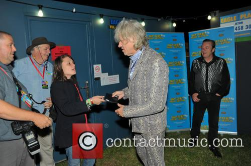 Bob Geldof, The Boomtown Rats and Ned Dylan 3