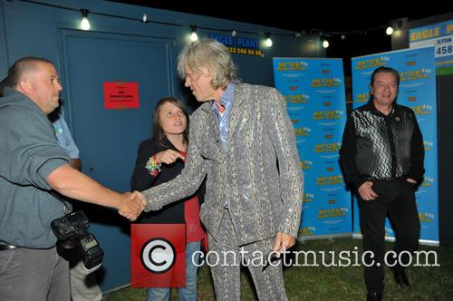 Bob Geldof, The Boomtown Rats and Ned Dylan 4