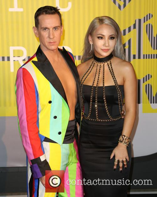 Jeremy Scott and Chaelin Lee 1