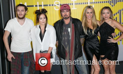 Billy Ray, Braison Cyrus, Noah Cyrus and Brandi Glenn Cyrus 2