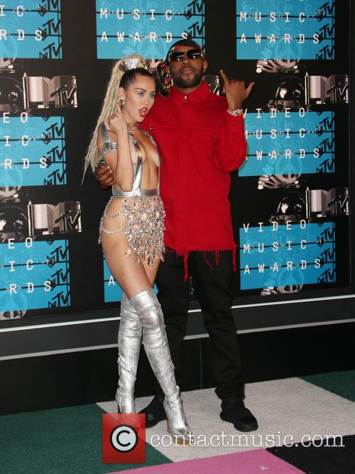 Miley Cyrus and Mike Will Made It 4